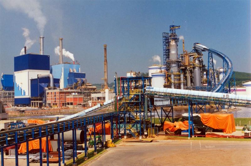Обслуживание промышленных предприятий