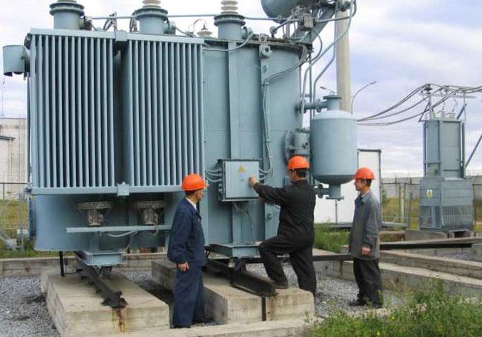 Приёмо-сдаточные испытания электроустановки