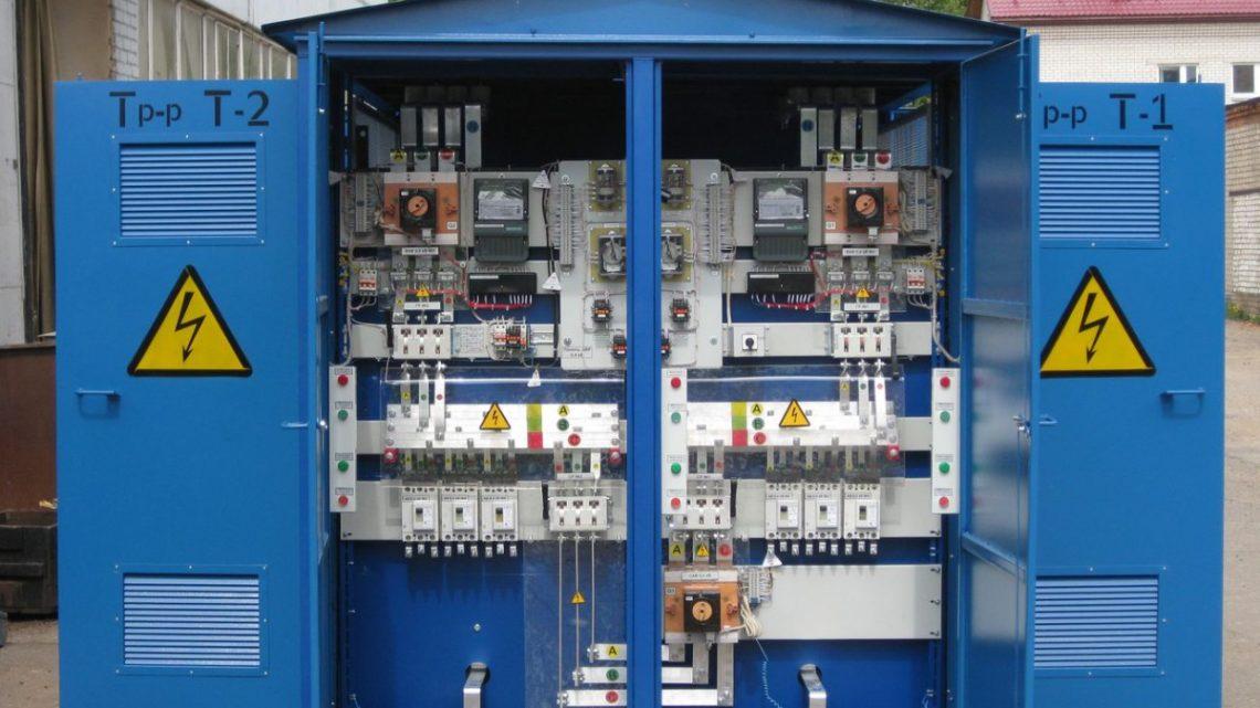 Производство комплектных трансформаторных подстанций (КТП)