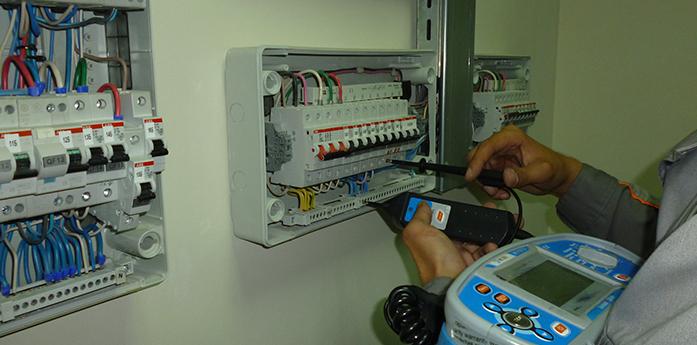 Обслуживание промышленного электрооборудования