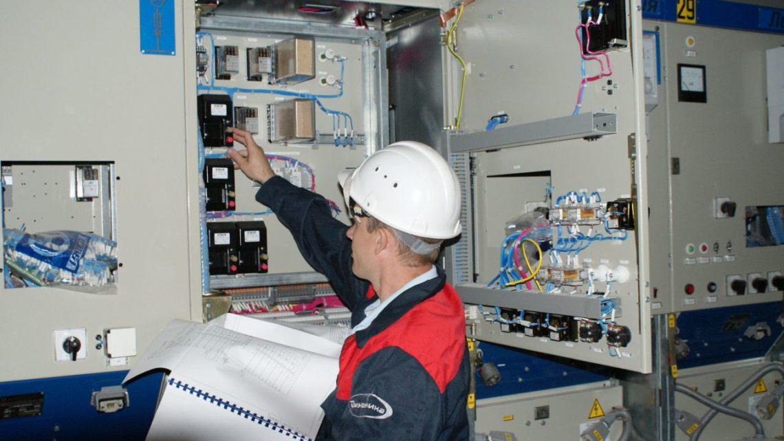 Визуальный осмотр электроустановок и электрооборудования
